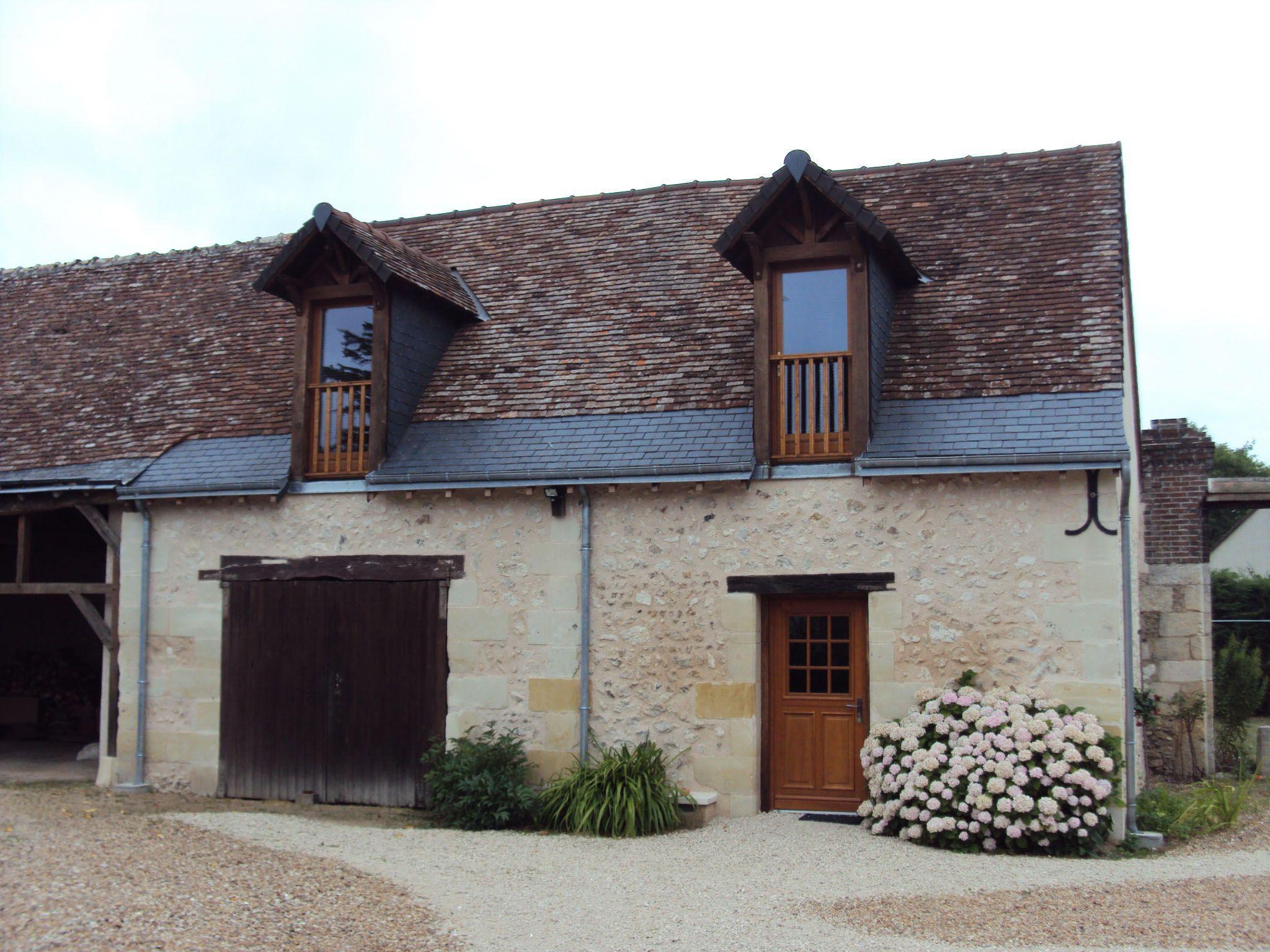 Chambre d 39 hotes montreuil en touraine le pressoir for Maison hote touraine